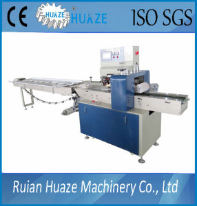 Automatic Pillow Flow Pita Bread Packaging Equipment pictures & photos