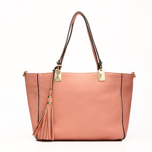Fashion Lady PU Leather Designer Women Handbag (MBNO037101) pictures & photos