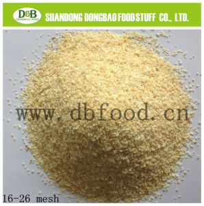 Garlic Granule 26-40 Mesh, 2014 New Crop, A Grade From Factory