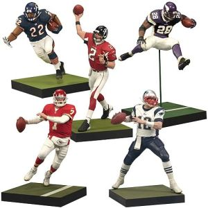 Football Figures/Baseball Figures/Sports Figures