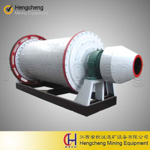 Long Working Life Mineral Stone Grinding Ball Mill Machine with Excellent Output Fineness