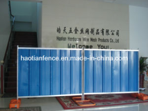 Steel Hoarding pictures & photos