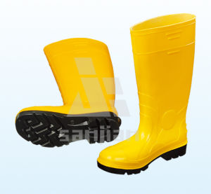 Jy-6248 2015 Best Selling PVC Monogrammed Rain Boots pictures & photos