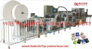 Automatic Handkerchief Paper Production Line (one track) (CIL-AS-150) pictures & photos