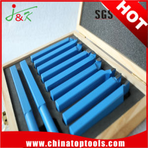 DIN Brazed Carbide Turning Tools of Cutting Tool by Steel 11PCS Set pictures & photos