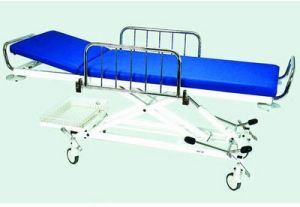 High Quality Stainless Steel Patient Stretcher Trolley (G-2) pictures & photos