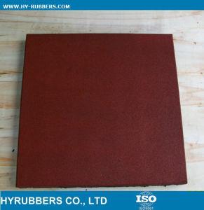 Rubber Tile, Rubber Floor Tile, Gym Rubber Tile pictures & photos