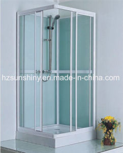 White Shower Enclosure CE Approved (SW-8341)