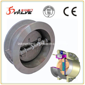 Wafer Check Valve Split Disc pictures & photos