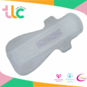 Hot Air Through Topsheet Sanitary Napkin pictures & photos