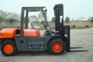 Cheap & High Quality 10 Ton Diesel Forklift