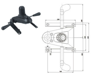 Multi-Functional Chair Mechanism (JB-712A)