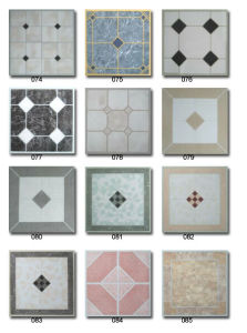 "PVC Floor Tile 12""*12"" 18""*18"" 24""*24"" pictures & photos"