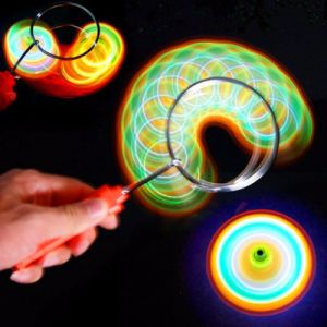 Magnetic Gyro Wheel Yoyo Toy Spinning Activated pictures & photos