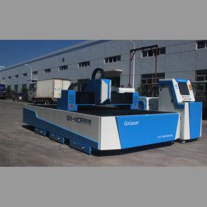 500W Ipg Fiber Laser Cutting Machine for Metal Sheet