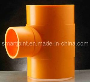 Spigot Fitting Tee for PE100 Pn16 Pipe Line pictures & photos