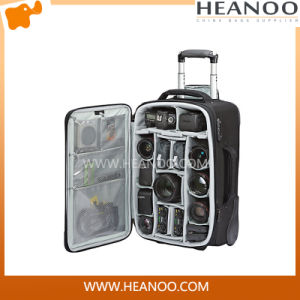 Fashion Female Male Large Capacity Travel Suitcase Trolley Bags pictures & photos