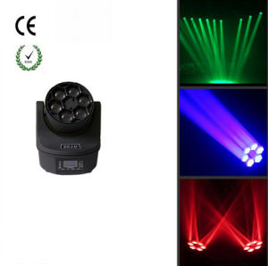 6PCS*15W RGBW 4in1 LED Moving Head Beam Light pictures & photos