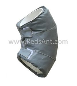 Removable Pipe Insulation Jacket pictures & photos