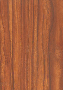 8.3mm HDF Laminated Flooring Walnut Color 1568 pictures & photos