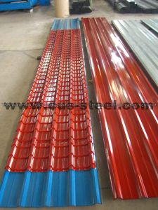 Galvanized Corrugated Metal Roof Sheet/Color Roofing Sheet pictures & photos
