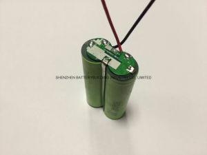 7.4V 2s1p for Samsung 18650 30b 3000mAh pictures & photos