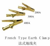 Welding Tools (French Type Earth Clamp) for Welding Torch pictures & photos