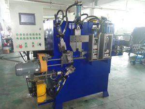 Automatic Hydraulic Metal Wire Brush Roller Handle Bending Making Machine pictures & photos