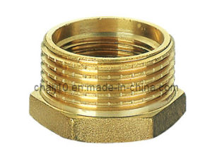 Brass M Blanking Plug Pipe Fittings pictures & photos