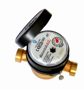 Single Jet Water Meter (D2-8+1-2) pictures & photos