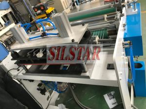 Japanese Type T-Shirt Bag Making Machine pictures & photos