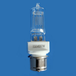 T28 230V500W P28s Studio Halogen Lamp pictures & photos