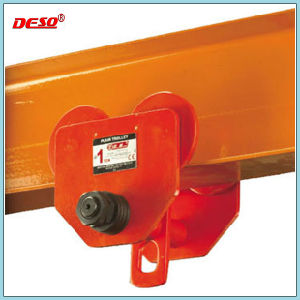 Electric Chain Hoist Plain Trolley for Lifting pictures & photos