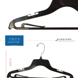 High Quality Plastic Shirt Cheap Hanger pictures & photos