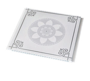 Glossy Printing Marble Designs PVC Ceiling Panel PVC Panel for Walls Cielo Raso De PVC pictures & photos