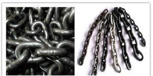 Galvanized Cargo Lashing Chain pictures & photos