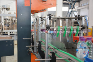Automatic Beverage Bottle PE Film Thermo Shrunk Wrapping Machine pictures & photos