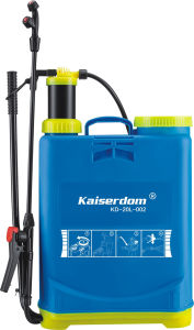 20L Backpack Hand Sprayer Manual Sprayer PP PE (KD-20L-002) pictures & photos