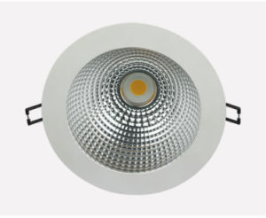 Ce SAA UL100lm/W 50W 40W COB LED Downlight with 3 Years Warranty pictures & photos
