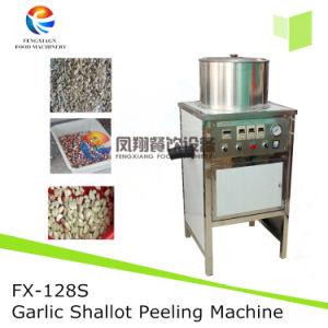 High Speed Shallot Skin Peeler, India Garlic Removing Peeling Machine pictures & photos