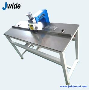 1.2m PCB V Cut Separator Machine with Table pictures & photos