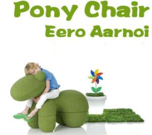 Eero Aarnio Pony Chair for Kid pictures & photos