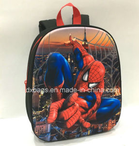 Spiderman Backpack, 3D School Bag pictures & photos