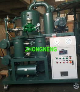 High Vacuum Transformer Oil Purifier Unit, Dielectric Oil Refinery pictures & photos