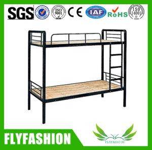 School Dormitory Triple Bunk Bed Double Metal Bunk Bed (BD-70) pictures & photos