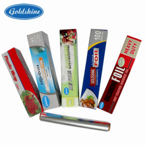 Diamond Aluminum Foil for Food Packing pictures & photos