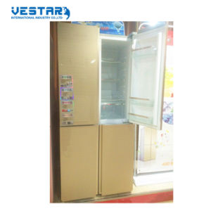 High Quality 4 Door Refrigerator with Direct Cooling pictures & photos