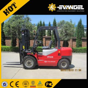 China Brand New 3 Ton Diesel Rough Terrain Forklift Truck pictures & photos