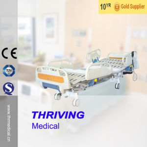 5-Function Electric ICU Medical Bed (THR-EB512) pictures & photos