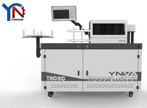 Auto Channel Letter Bending Machine with Aluminum Coil Adversting Logo pictures & photos